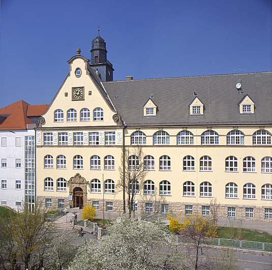 Clinic of Urology in Germany