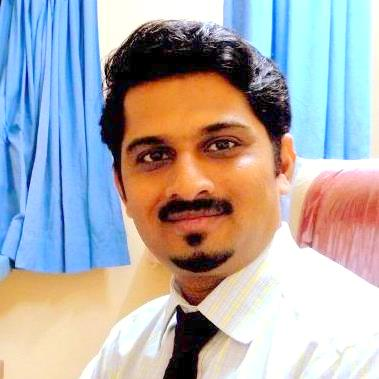 Dr Abhijeet Deshmukh