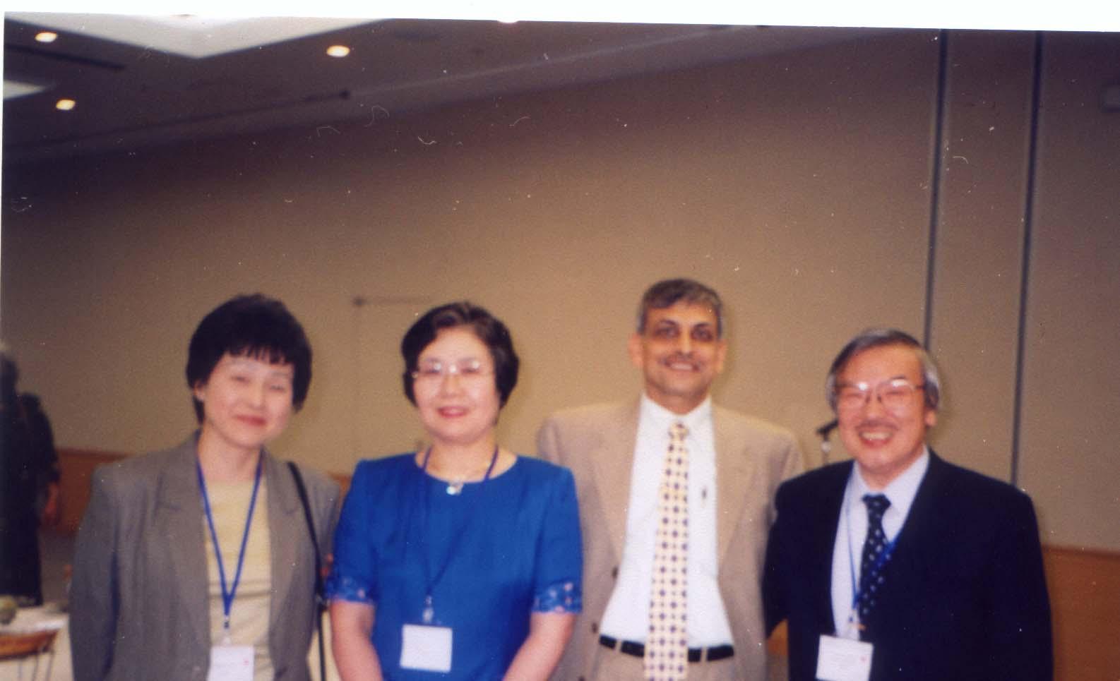 Dr Prakash   as a chairperson at WALT