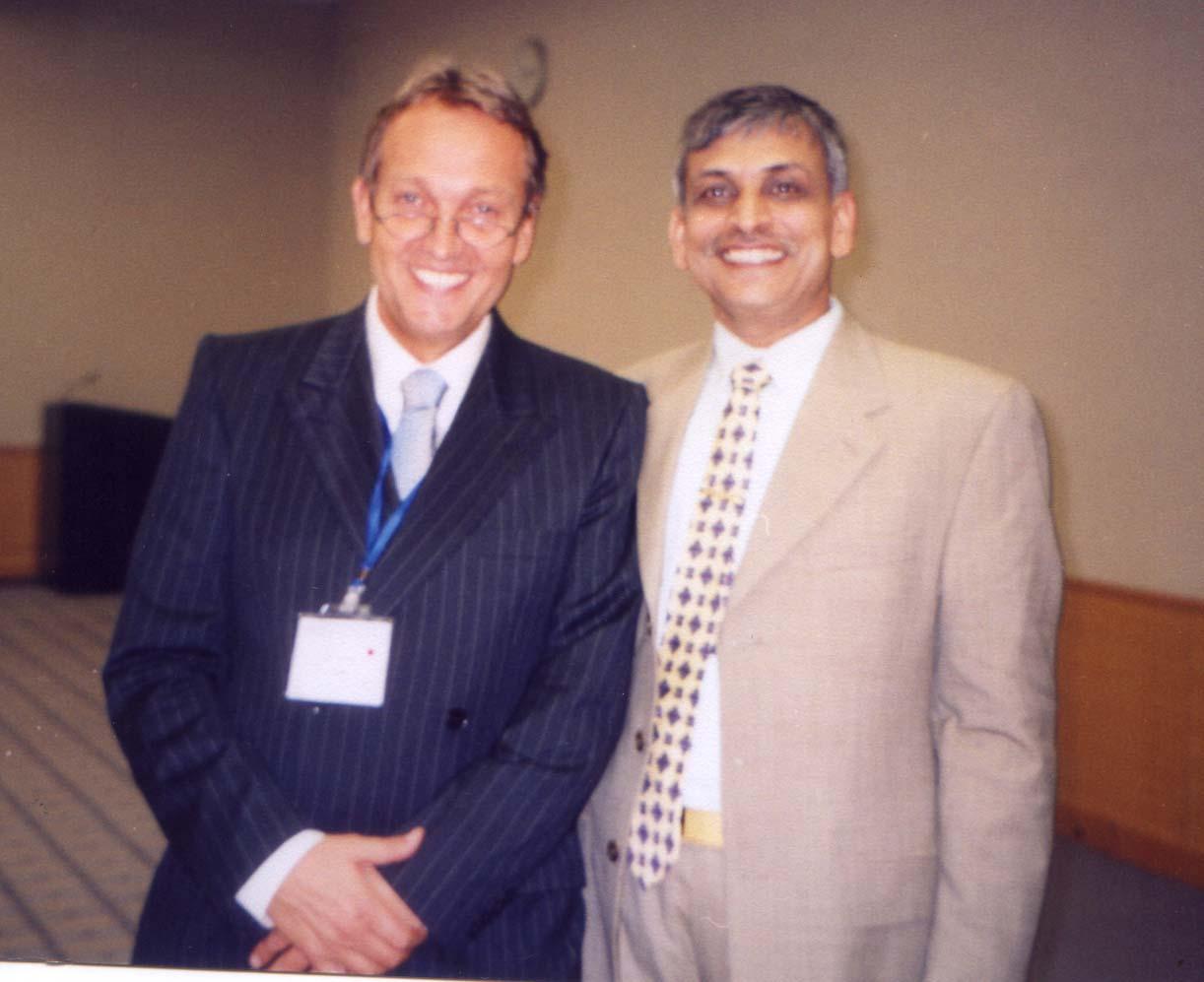 Dr Prakash katariya  chairperson at WALT