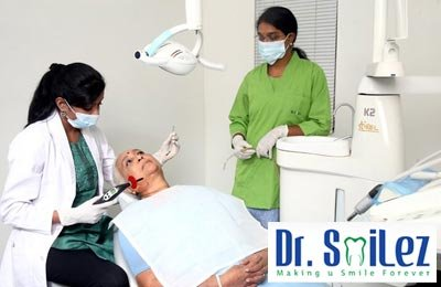 Emergency Dental Care at Drsmilez Dental Clinic in Chennai