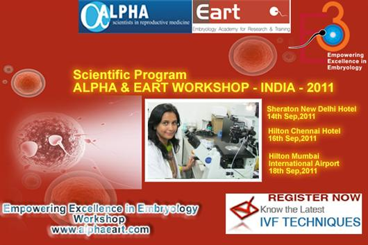 India medical events and conferences,Embryology