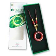 UIE K-Energy Black Jade Ring