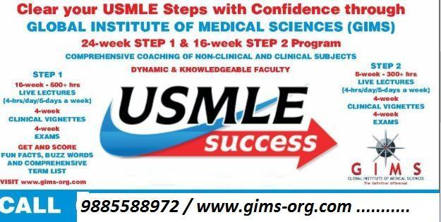 usmle coaching classes hyderbad